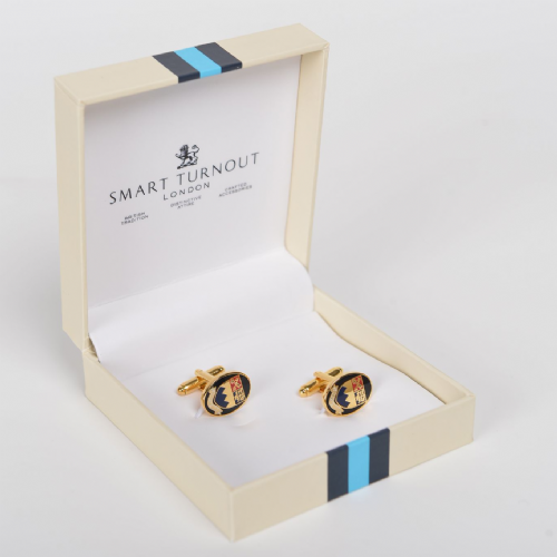 Ampleforth Abbey Cuff-links - T-bar fastening